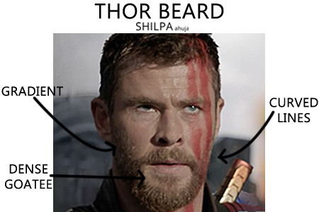 new-mens-hair-beard-grooming-trends (5)-thor-ragnarok-beard-gradient-dense-beard-chris-hemsworth