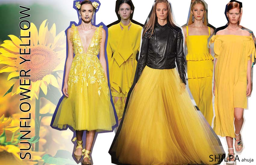 spring-summer-2018-color-trends-bright-sunflower-yellow-fashion-show