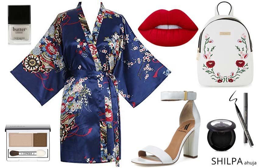 stylish-outfit-idea-college-kimono-dress-breaking-fashion-rules-floral-embroidery-look-outfit-guide