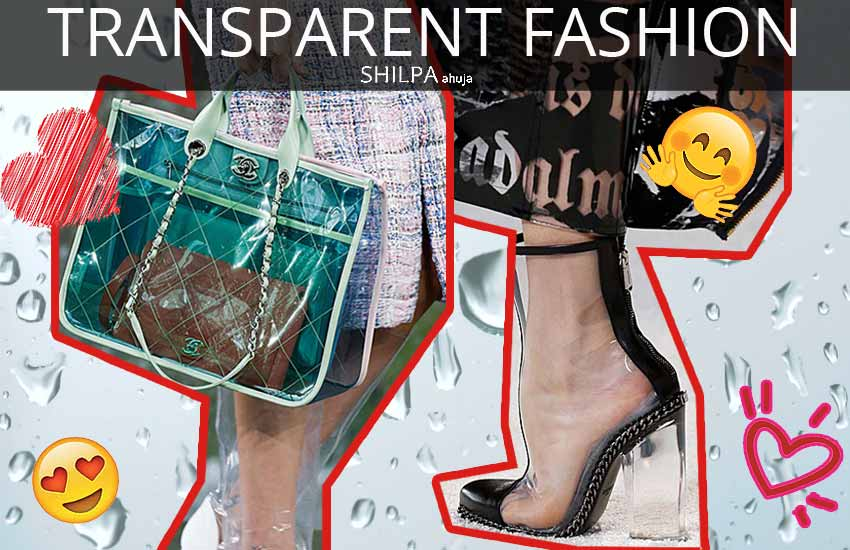 Transparent Fashion