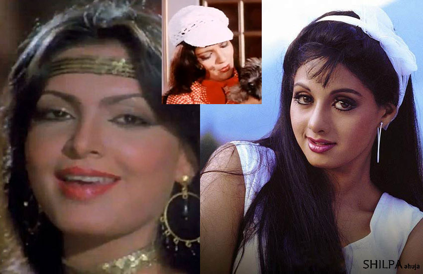 80s-bollywood-fashion-parveen-babi-hair-accessories-sri-devi