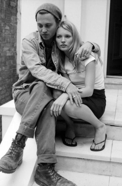 90s-grunge-fashion-style-look-johnny-depp-kate-moss