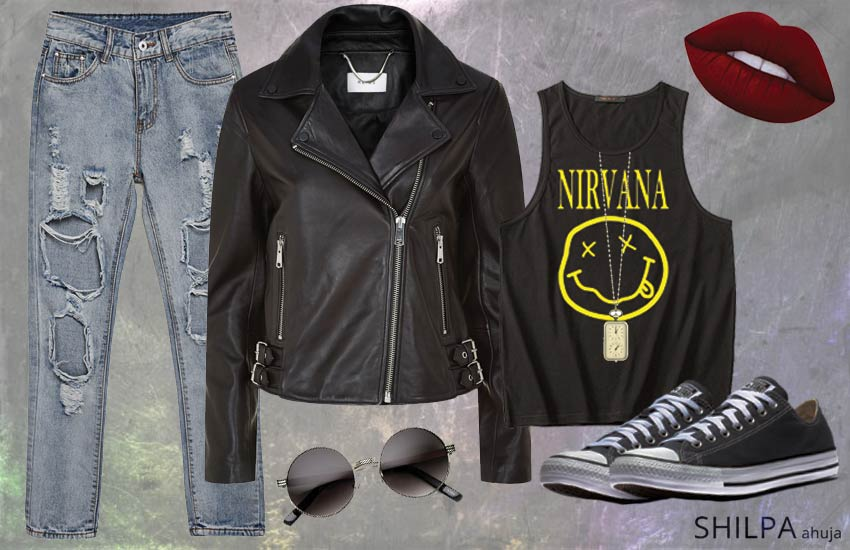 Grunge Style 90s-grunge-look-outfit-ideas-fashion-subculture