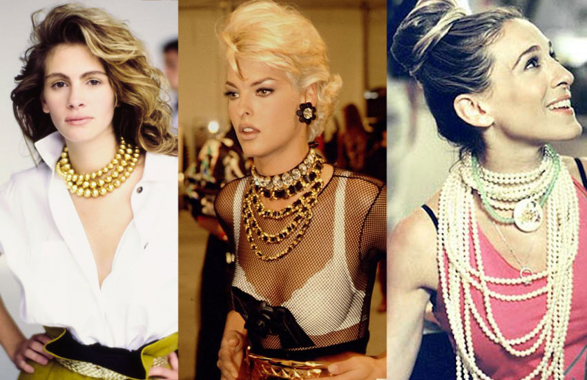90s Jewelry: A Guide to Puka Shell Necklace & Other 90s ...