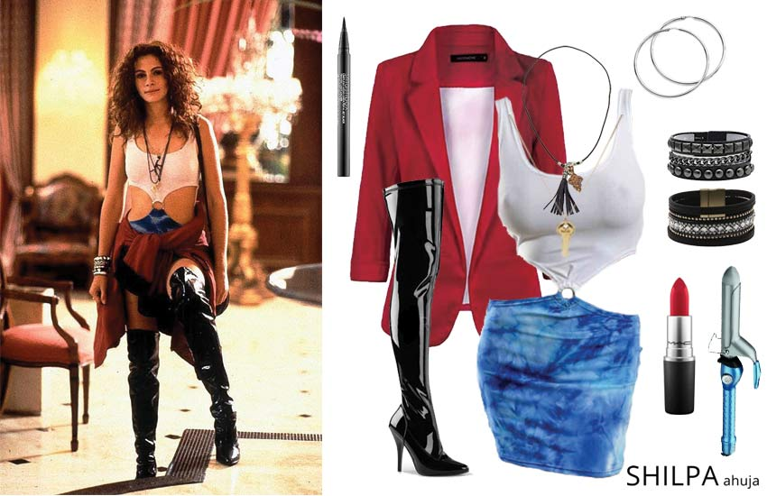90s-theme-party-outfit-ideas-DIY-costumes-decade-day-vivian-pretty-woman