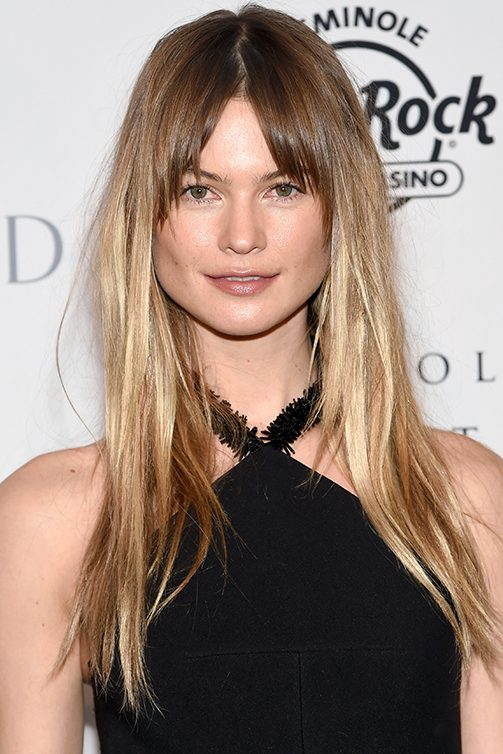 Behati-bal-blonde-balayage-latest-hair-color-ideas-women