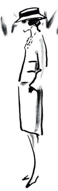 allure-of-chanel-illustration-designer-karl-lagerfeld-jacket-skirt-hat