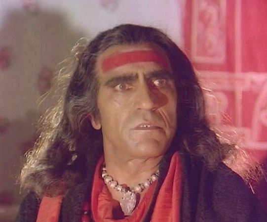 amrish-puri-nagina-weird-costume-bollywood-villains