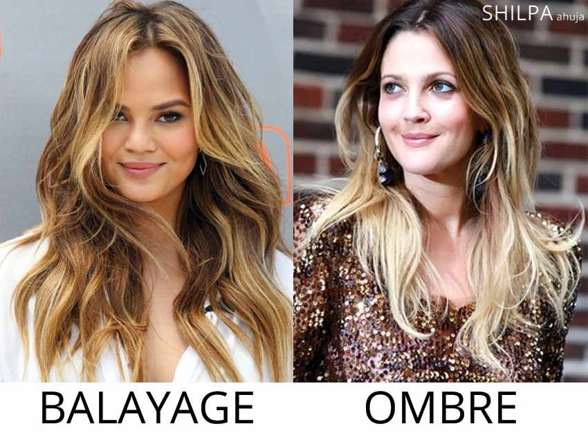 balayage-vs-ombre-hair-trend-difference-between-chrissy-teigen
