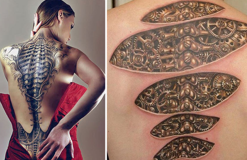 biomechanical-tattoos-latest-trendy-womens-style-ideas-cyborg-syumpunk