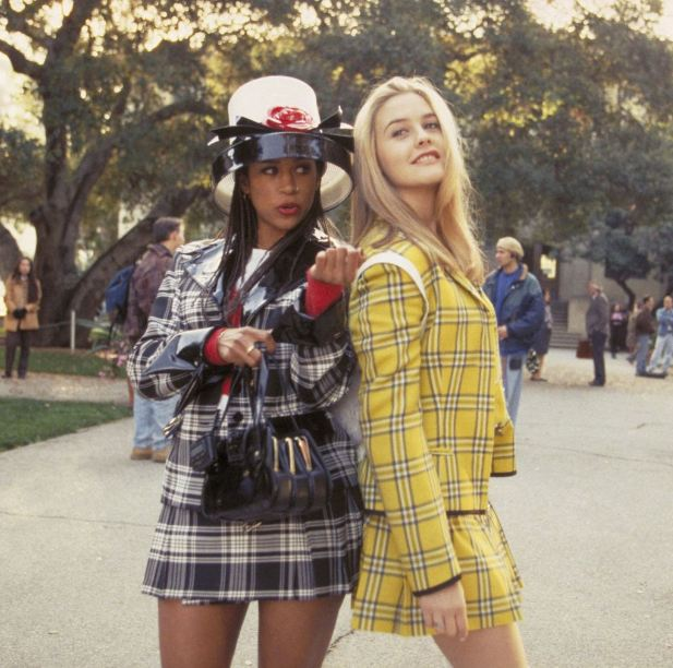 clueless-fashion-90s-cher-horowitz-style-look-matching-plaid-skirt-suit-alici-silverstone
