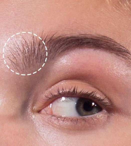 how to trim eyebrows - eyebroes sprout- how to shape eyebrows