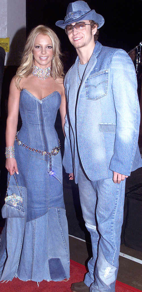 justin-timberlake-britney-spears-double-denim-look-vmas-90s-fashion-celebrity-icons