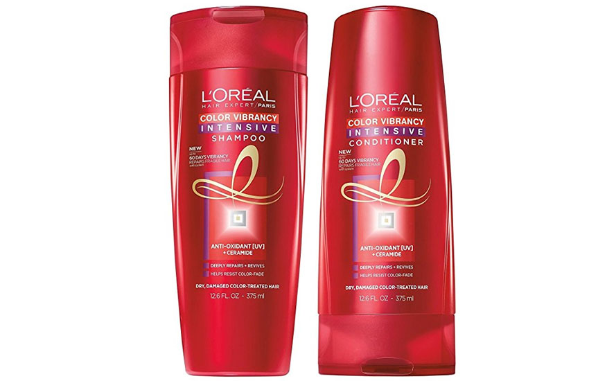 loreal-color-vibrancy-best-hair-products-for-damaged-hair
