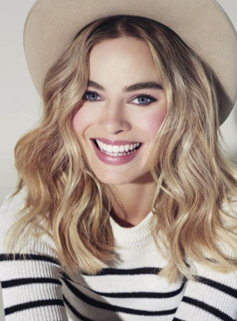margot-robbie-medium-lob-balayage-haor-color