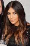 partial-balayage-kim-kardashian-celebrity-straigh-hair-balayage-trends