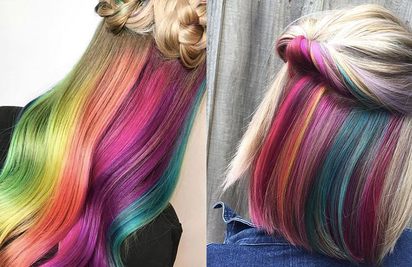rainbow-hair-color-underneath-latest-trends-techniques