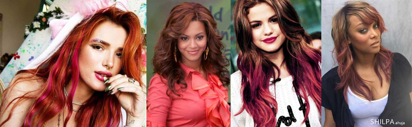 red-highlights-on-brown-hair-bella-thorne-tyra-banks