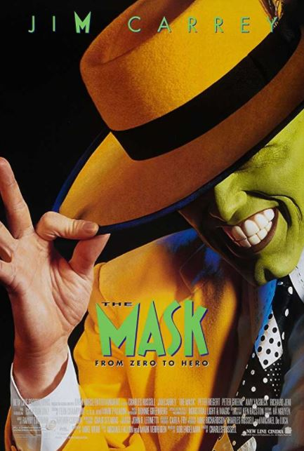 the-mask-jim-carrey-cameron-diaz-comedy-fantasy-90s-movies-to-watch