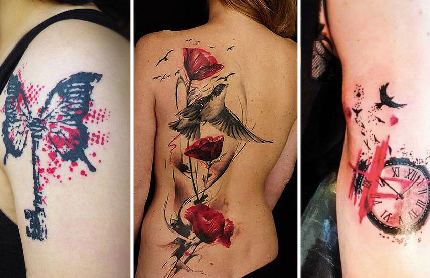 trash-polka-tattoos-latest-trendy-tattoos-styles-women-artists