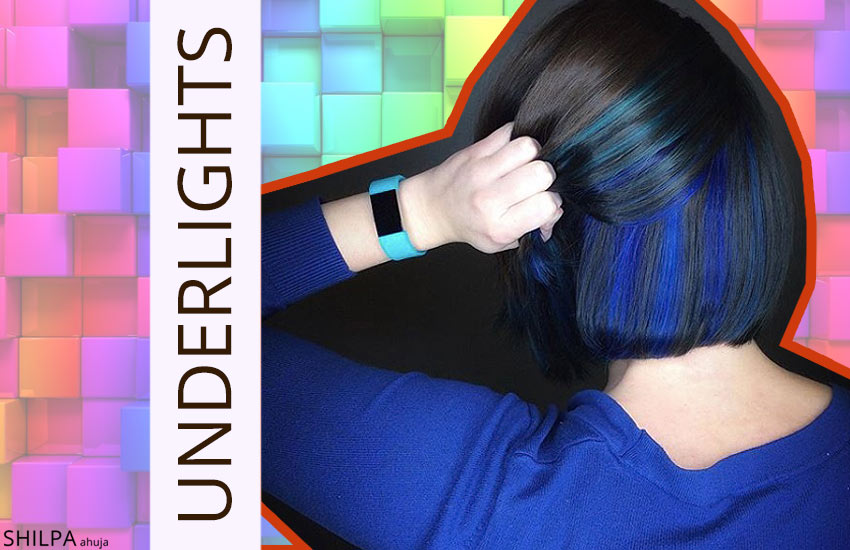 Underlights Whats The Hidden Highlights Trend How To Rock It