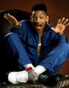 Will Smith Loose Tracksuit 90s Rap Hip Hop