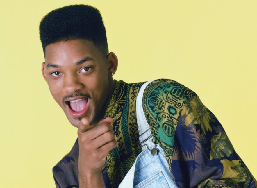 90s Hairstyles will-smith-the-fresh-price-of-bel-air-gradient-haircut-90s