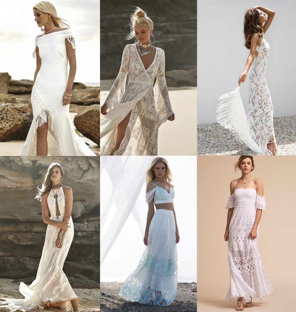 beach-side-bohemian-hippie-rustic-wedding-ideas-dresses-gowns-buy