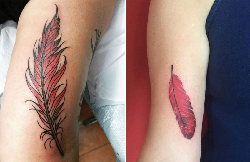 best-cardinal-feather-tattoos-designs-ideas-women-men