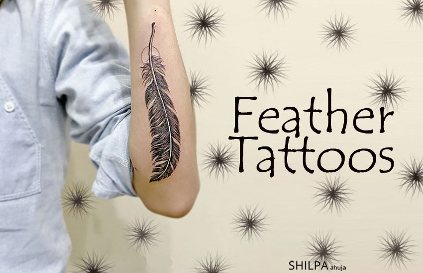 040d69d4258ef Feather Tattoo: Meaning, Types, Designs, Ideas & Inspiration!