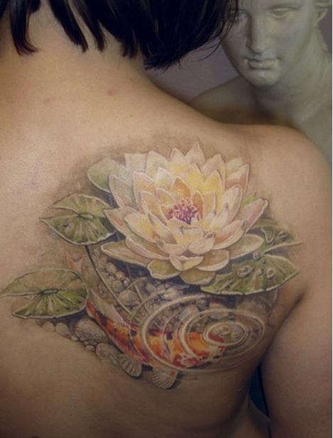 best-lotus-flower-tattoo-designs-ideas-white-color-meaning