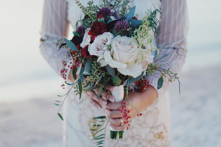 bohemian-hippie-beach-southern-country-wedding-flower-bouquet-ideas