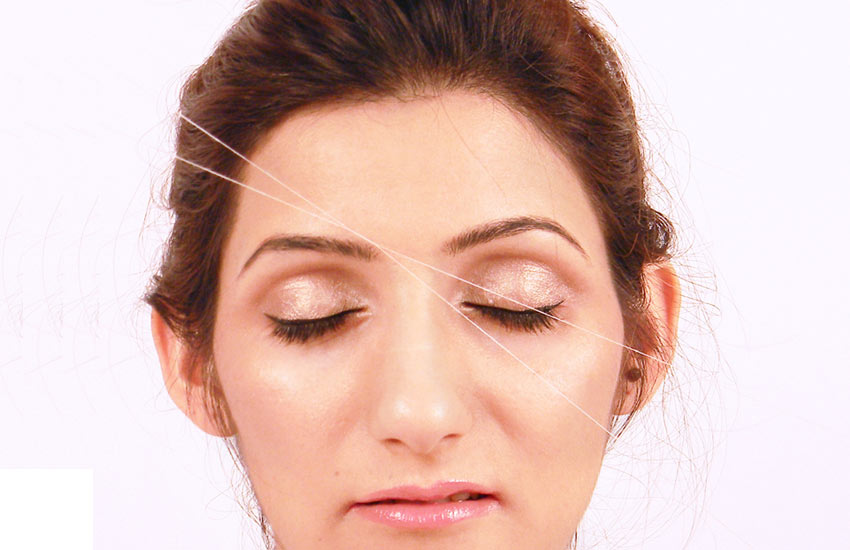 Eyebrow Threading-benefits-diy-beginners-guide-hair-removal-salon