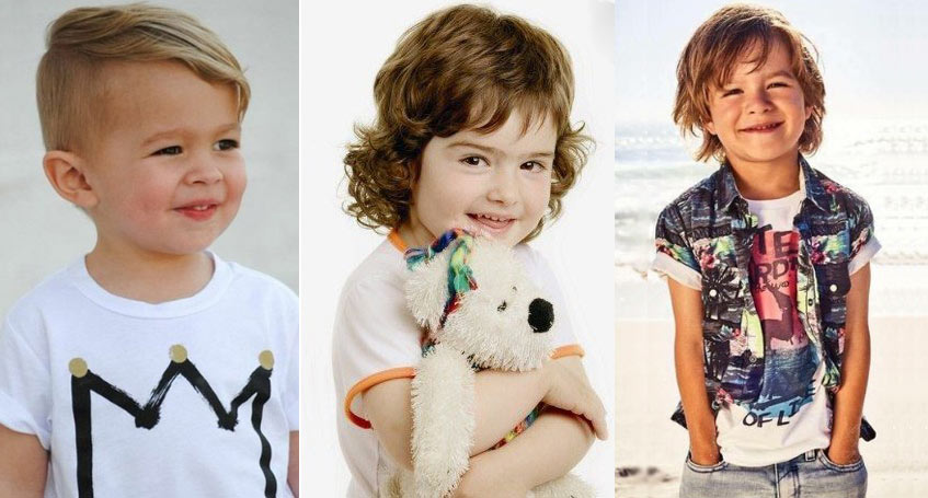 Kids Haircuts Cute Haircuts For Children Both Boys And Girls