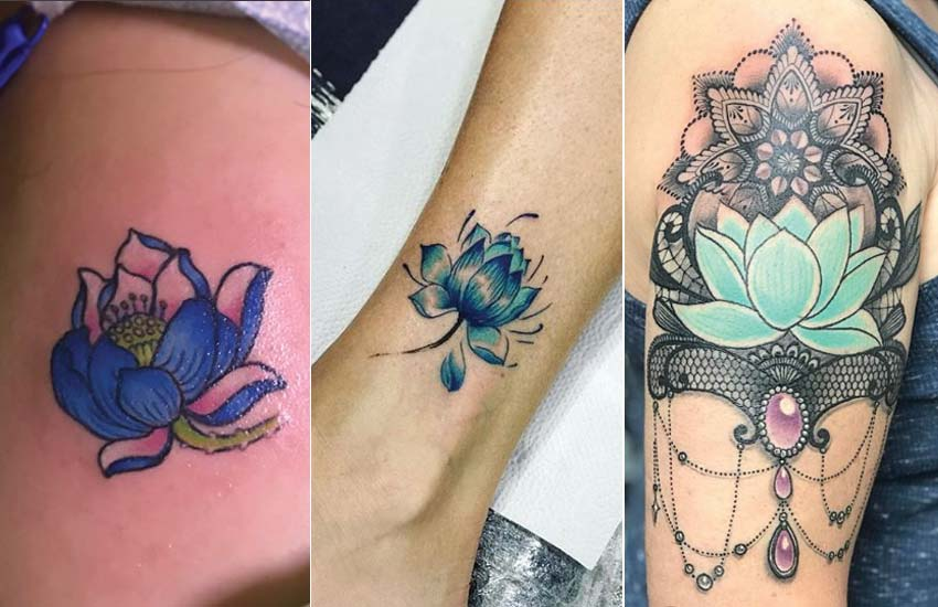 lotus-flower-tattoo-ideas (1)-blue-lotus-tattoos-meaning-women
