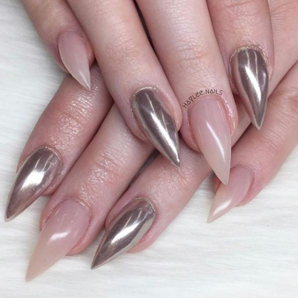 nail-shape-design-types-chart-stilleto-pointy-nails-ideas