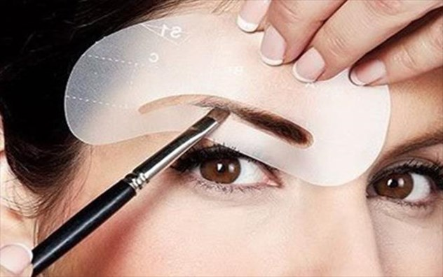 professional-makeup-tools-items-eyebrow-stencils-template-guide