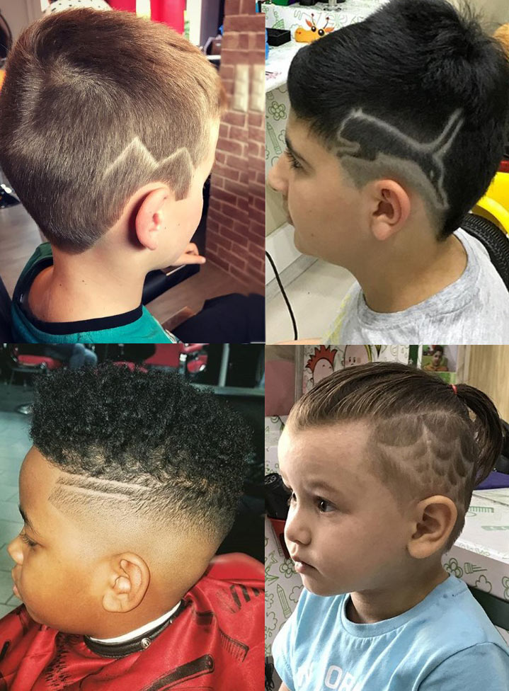top-trendy-haircut-for-childrens-side-patterns-fashion-style