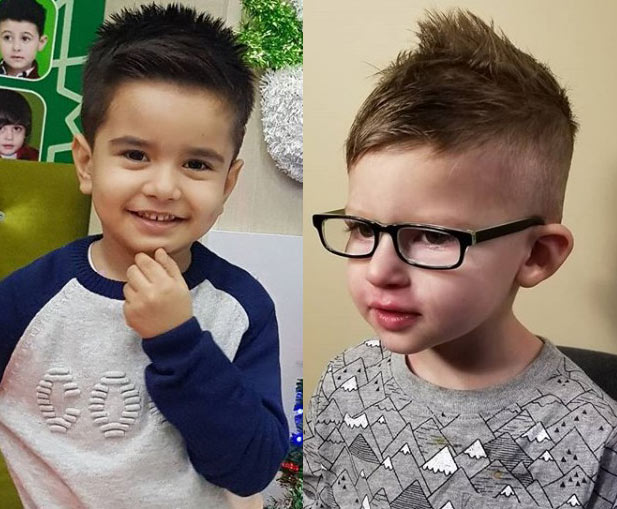 Haircut For Kid Boy 2018