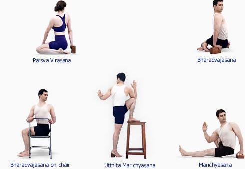 5-twisting-poses-for-iyengar-yoga-body-absomen-back-exercises