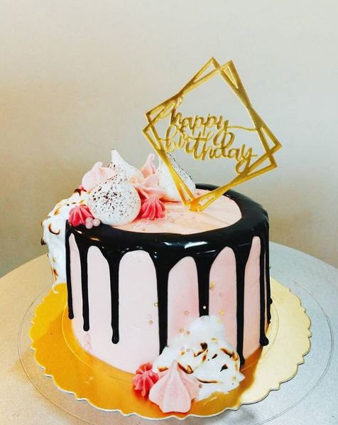 Best Latest Birthday Weeding Anniversary Cake Art Trend