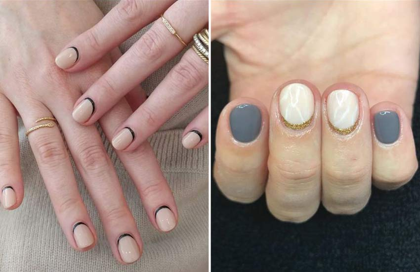 best-nail-trends-2018-reverse-french-manicure-cuticle-glitter-designs