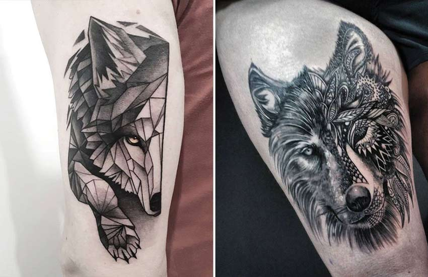 black-and-grey-wolf-tattoo-trend-design-ideas