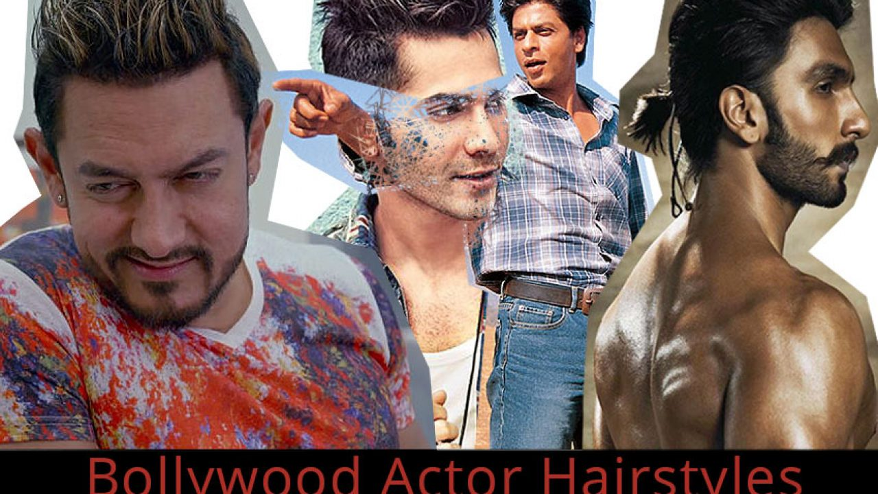 bollywood actor hairstyles: indian men's haircuts to make