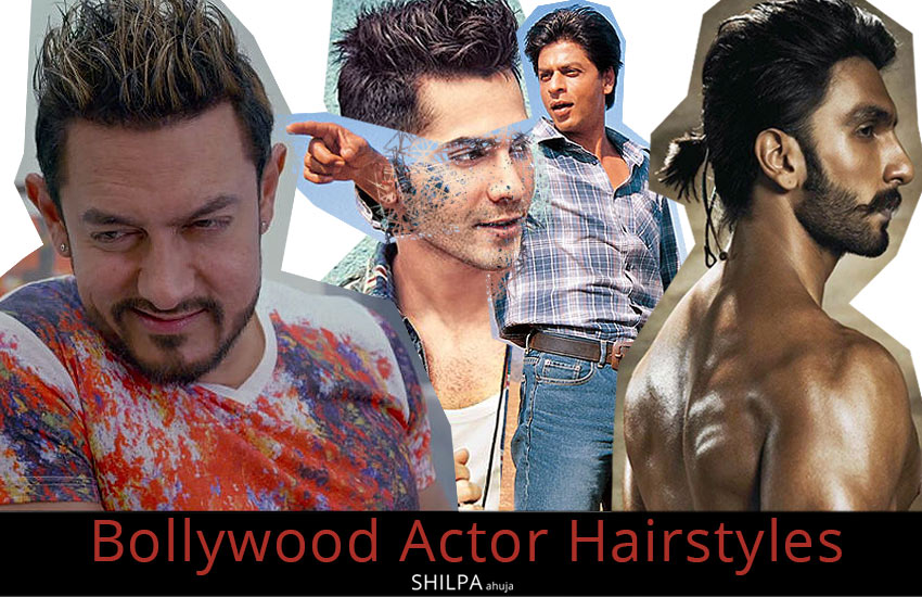 Bollywood Actor Hairstyles: Indian Men's Haircuts to Make You