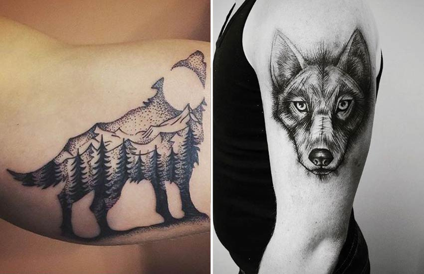 lone-wolf-werewolf-tattoo-designs-men-women