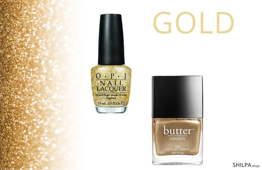 metallic-nail-colors-gold-nails-polish-paint-summer