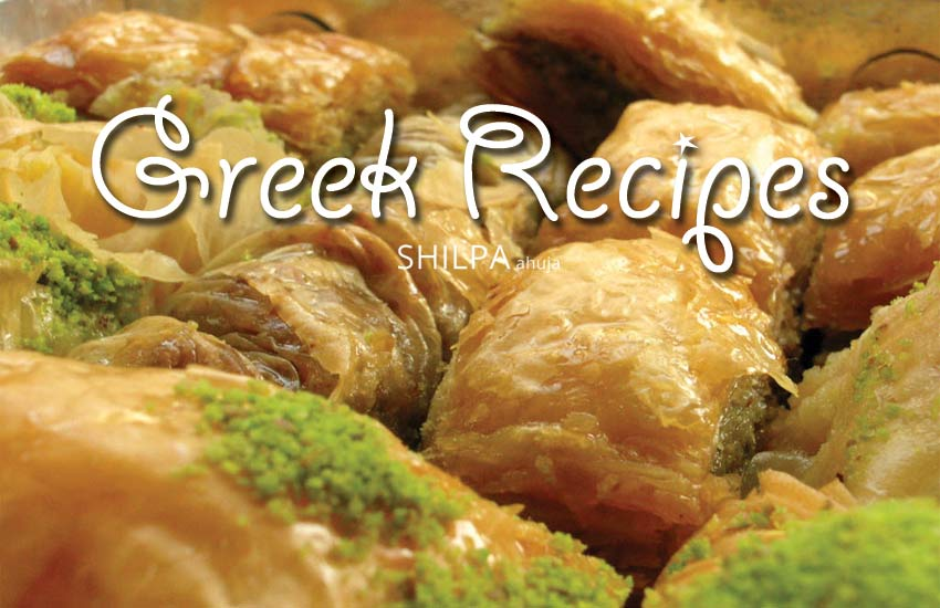 Greek food obsession 8 recipes from greek cuisine you for Authentic greek cuisine