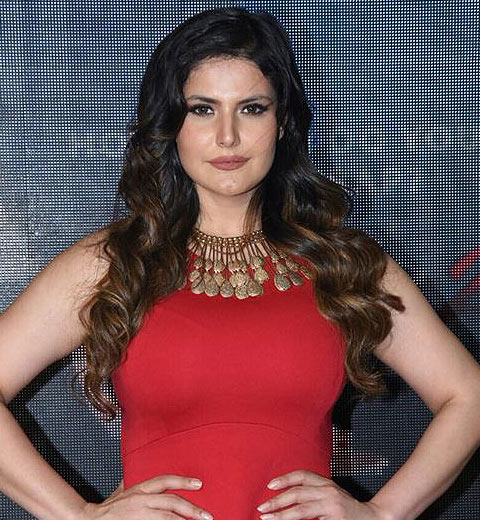 zarine-khan-retro-bombshell-style-top-hair-celebrities-2018