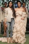 Designer-Shriya-Bhupal-with-showstopper-Disha-Patani-Lakme-Fashion-Week-Summer-Resort-2018